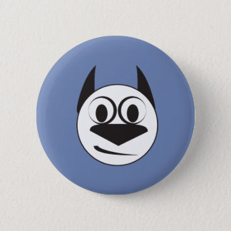 wtf? 6 cm round badge