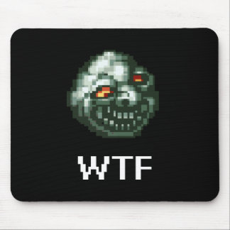 WTF Asteroid Mousepads