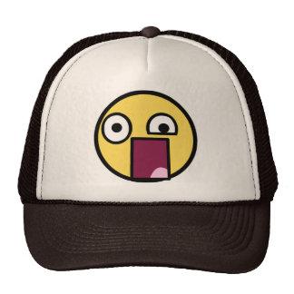 WTF Face Cap