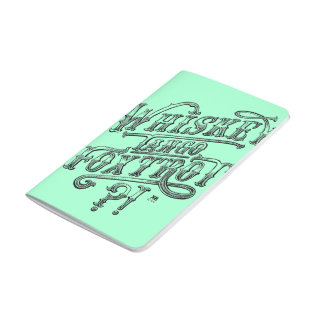 WTF funny vintage tattoo style quote drawing Journal