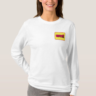 WTF Ladies Long Sleeve Top