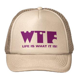Wtf - Quote Cap