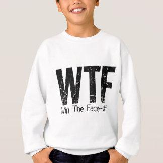 WTF: Win The Face-off (Hockey) Sweatshirt