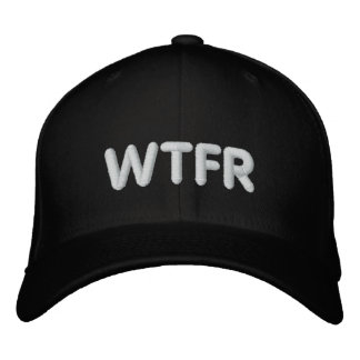 WTFR Ohio Embroidered Hat