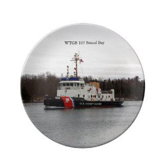 WTGB 102 Bristol Bay decorative plate