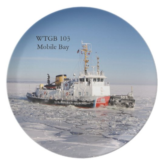 WTGB 103 Moblie Bay ice plate