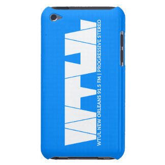 WTUL Radio Station iPod Touch Case