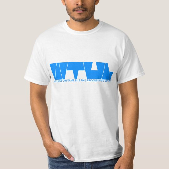 WTUL Radio Station T-Shirt