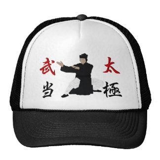 Wu Dang Tai Ji Hat