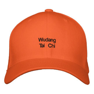 WudangTai Chi Embroidered Hat