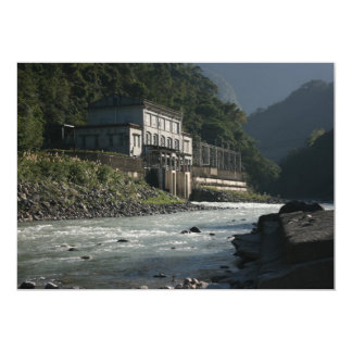 Wulai power station, Wulai, Taipei County, Taiwan Invitation