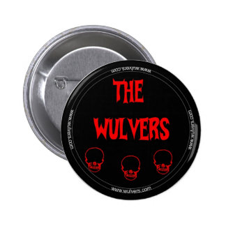 Wulvers Eyeless Skulls Button