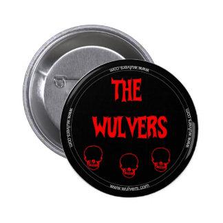 Wulvers Eyeless Skulls Button