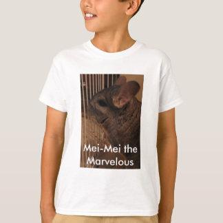 Wunderchins: Mei-Mei the Marvelous T Shirts