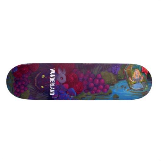Wunderland Skateboards