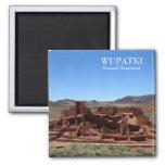 Wupatki National Monument Fridge Magnet