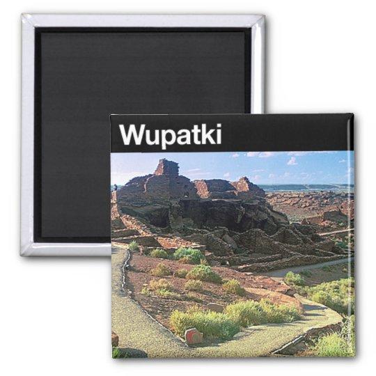 Wupatki NM Square Magnet