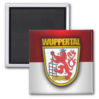 Wuppertal Square Magnet