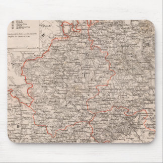 Wurtemberg, Germany Mouse Mat