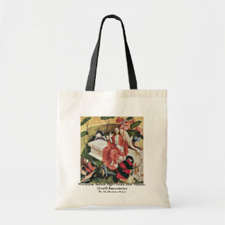 Wurzacher Bottom Right Inside Altar Passion Budget Tote Bag