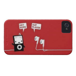 Wus up Player Blackberry Case