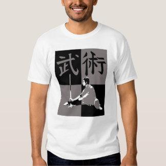 Wushu Brian T Shirts