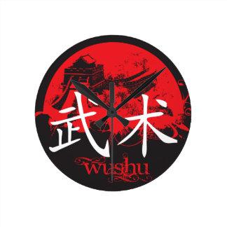 Wushu Clock