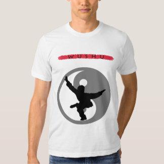 Wushu Guy T Shirt