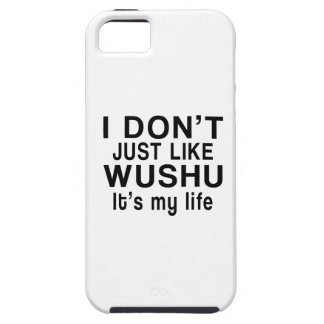 WUSHU IS MY LIFE iPhone 5 CASE