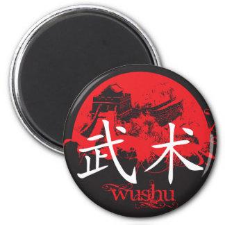 Wushu Magnet