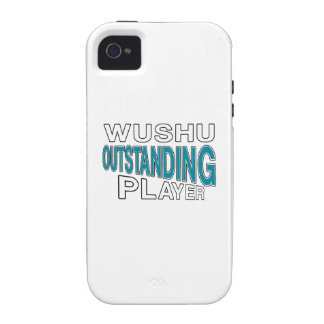 WUSHU OUTSTANDING PLAYER iPhone 4 COVERS