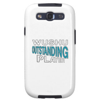 WUSHU OUTSTANDING PLAYER SAMSUNG GALAXY SIII CASES