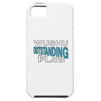 WUSHU OUTSTANDING PLAYER TOUGH iPhone 5 CASE