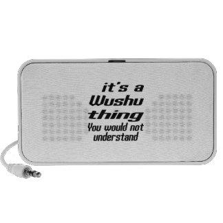 Wushu Thing Designs iPhone Speaker