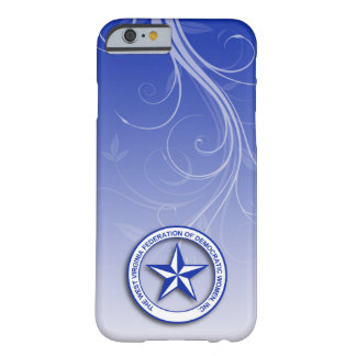 WVFDW Gradient Swirl Barely There iPhone 6 Case