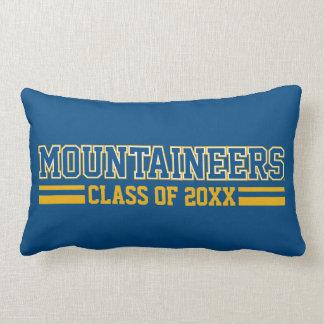 WVU Mountaineers Alumni Class Year Lumbar Cushion