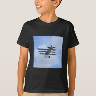 WW1 German DR1 Fighter Plane T-shirt