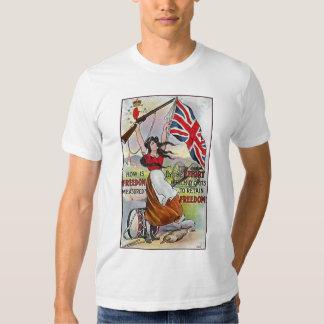 WW1 Propaganda Tshirts