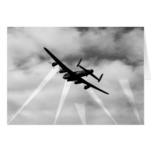 WW2 Avro Lancaster Bomber Cards