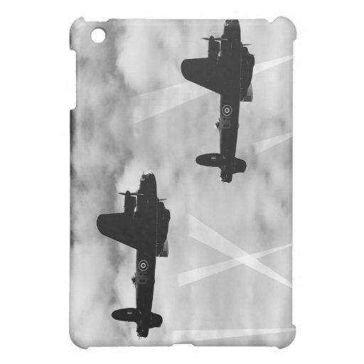 WW2 Avro Lancaster Bomber Case For The iPad Mini