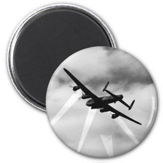 WW2 Avro Lancaster Bomber Magnet