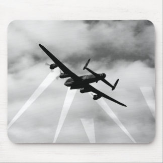 WW2 Avro Lancaster Bomber Mouse Pads
