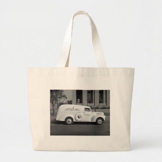 WW2 Bloodmobile 1940s Tote Bags