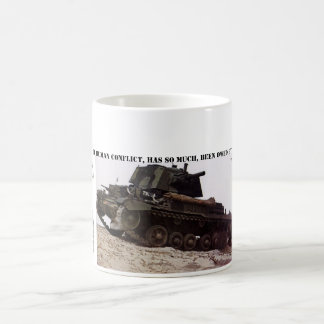 WW2 Churchill Quote - ARMY 2 Coffee Mug