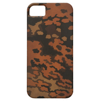 WW2 Germany forces Oak Leaf camouflage (in autumn) Barely There iPhone 5 Case