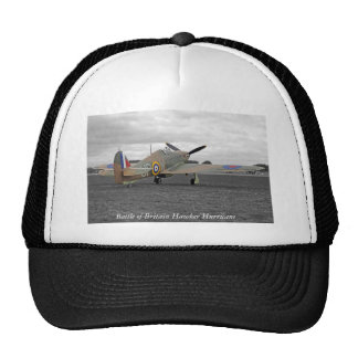 WW2 Hurricane Fighter Plane Cap