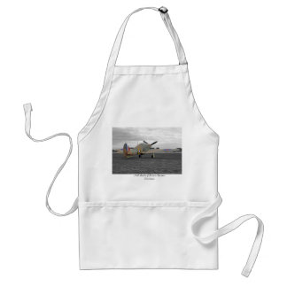 WW2 Hurricane Fighter Plane Standard Apron