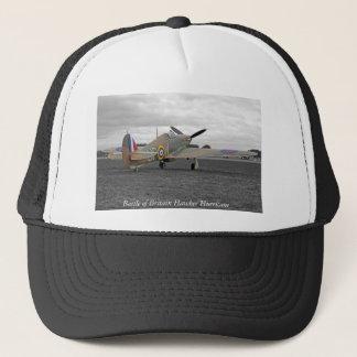 WW2 Hurricane Fighter Plane Trucker Hat