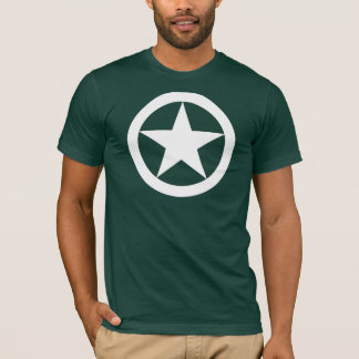 WW2 Jeep Star T-Shirt