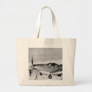 WW2 Radio Check, 1941 Jumbo Tote Bag